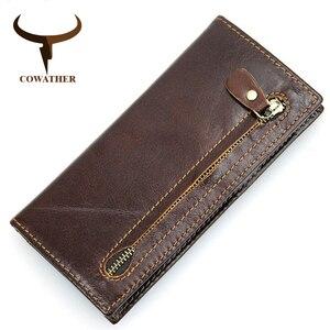 COWATHER 2019 new men wallet c