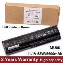 Корея сотовый новый ноутбук Батарея для hp Pavilion G4 G6 G7 G32 G42 G56 G62 G72 CQ32 CQ42 CQ43 CQ62 CQ56 CQ72 DM4 MU06 593553-001