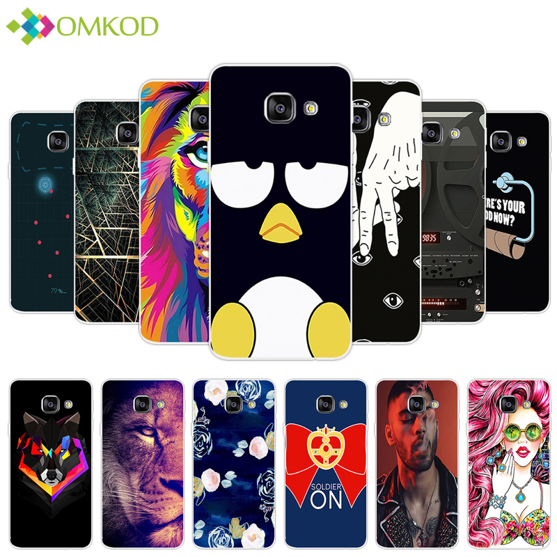 Us 134 36 Offfor Samsung Galaxy A3 2016 A310 Wallpapers Back Cover Soft Tpu For Samsung Galaxy A3 2016 A310 Transparent Silicone Phone Cases In