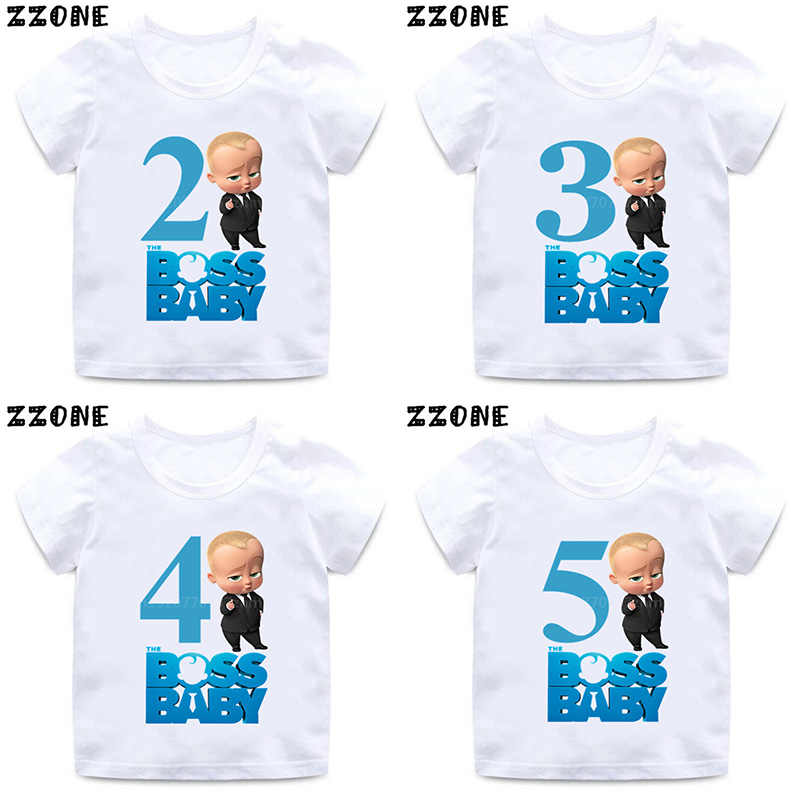 Unisex Kids Tee Number Day T-Shirt A Fun Numbers Themed T-Shirt for Children
