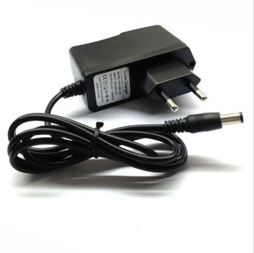 High quality 12.6V 1A polymer lithium battery 18650 charger, 12.6V Power Adapter Charger 12.6V1A, full of lights changeHigh quality 12.6V 1A polymer lithium battery 18650 charger, 12.6V Power Adapter Charger 12.6V1A, full of lights change