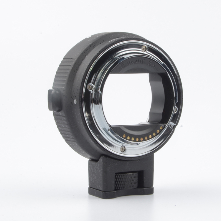 Lens Adapter Auto Focus Electronic EF-NEX Adapter for Canon EOS EF EF-S Lens NEX E Mount camera auto focus lens adapter ii for canon eos ef ef s to sony full frame nex a7 a7r