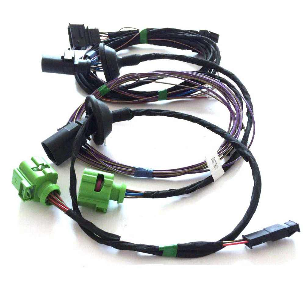 OEM Water Flow LED Dynamic Tail Light Rear Lamp Cable Wiring Harness for Audi  A3| | - AliExpresswww.aliexpress.com