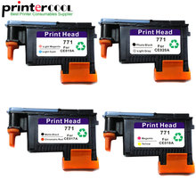 einkshop 771 Print Head Replacement For HP Designjet Z6200 Printhead CE017A CE018A CE019A CE020A