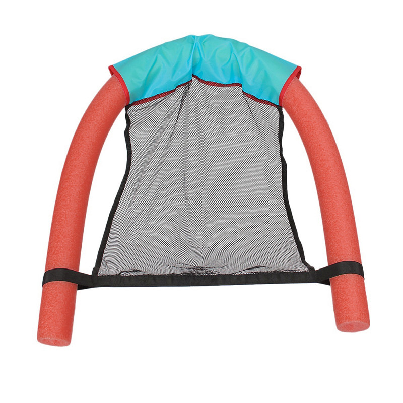 1PCS Ny Novelty Bright Color Pool Flytande stol Swimming Pool - Vattensporter - Foto 5