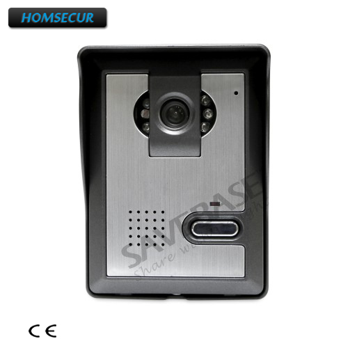 HOMSECUR Outdoor Camera XC005 for Video Door Phone Intercom SystemHOMSECUR Outdoor Camera XC005 for Video Door Phone Intercom System