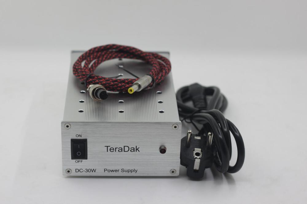 Teradak DC12V 2A para V90-DAC HiFi linear fonte de alimentação