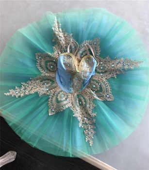 New Professional Ballet Tutus Child Platter Swan Lake Ballet Costumes Pancake tutu Ballerina Dress for Girls - DISCOUNT ITEM  23% OFF All Category