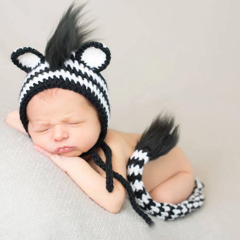 85711d7df941b Handmade Newborn Penguin Costume Baby Girl Hat Crochet Newborn Photography  Props Penguin Costume Knit Baby Fotografia Crochet Y-in Hats U0026 Caps  From ...