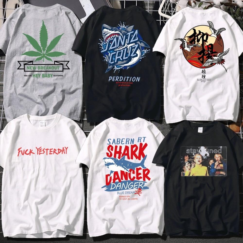 Hommes à manches longues T-shirt automne nouvelle basant la chemise de 2018 automne vêtements version Coréenne de la vêtements hommes vêtements