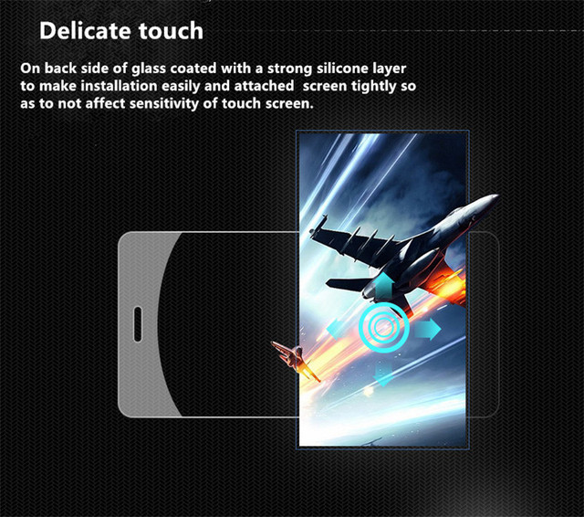 9H Tempered Glass Screen Protector Film