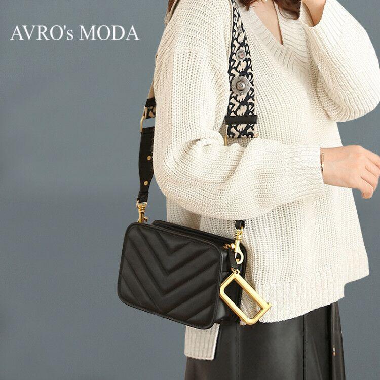 Брендовая женская кожаная сумка ретро AVRO's MODA размер 21 х 14 см 2 ремня