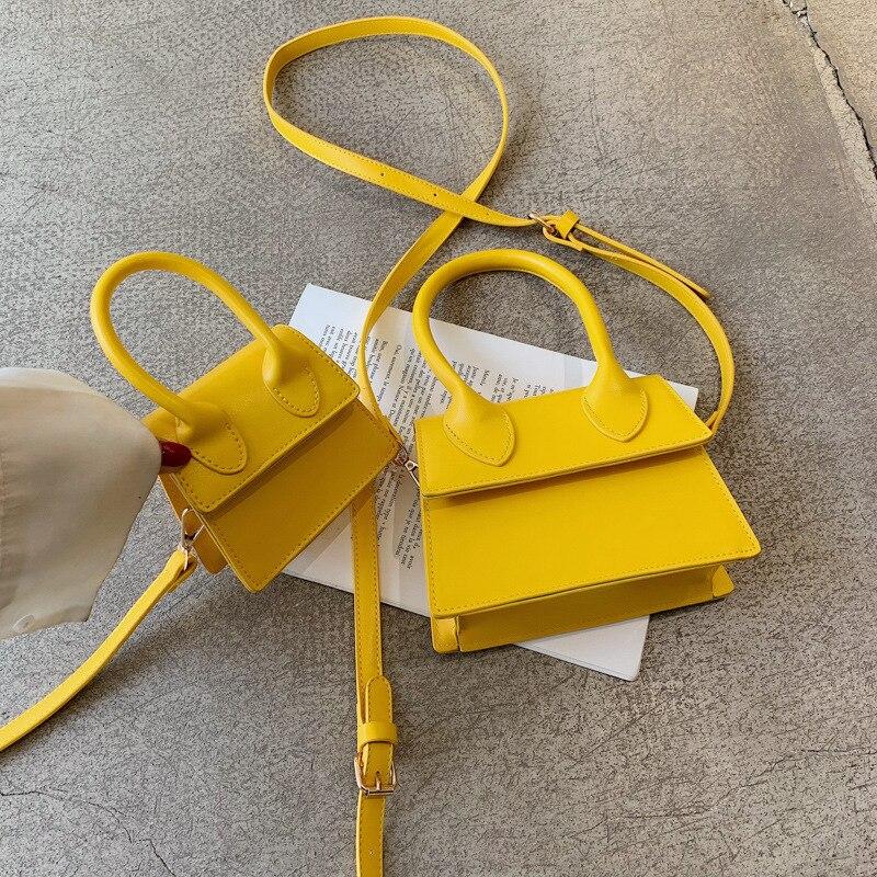 Mini Small Square Tote Bag Shoulder Bags Crossbody Bag Clutch Women Designer Wallet Handbags Designer Messenger Handbag Women'S