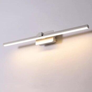 HAWBOIRRY LED 220V 110V iluminación interior Estudio de Casa dormitorio mesita de noche Oficina lentes para baño lámpara escalera baño balcón lámpara de pared