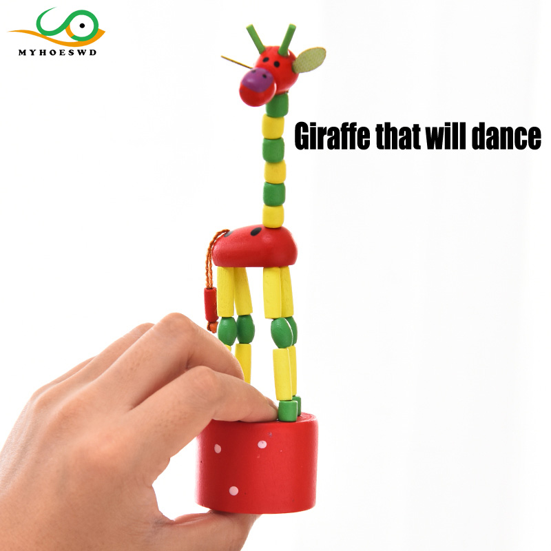 MYHOESWD Wooden Toy for Children Wholesale Desk Toys