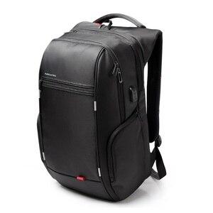 """Image 3 - Kingsons mochila para ordenador portátil de 15 """", 2020"""",Notebook 13 """",14"""", bolsa de ordenador de 15,6 """", negocios, trabajadores de la Oficina, envío gratis, 15,4"""
