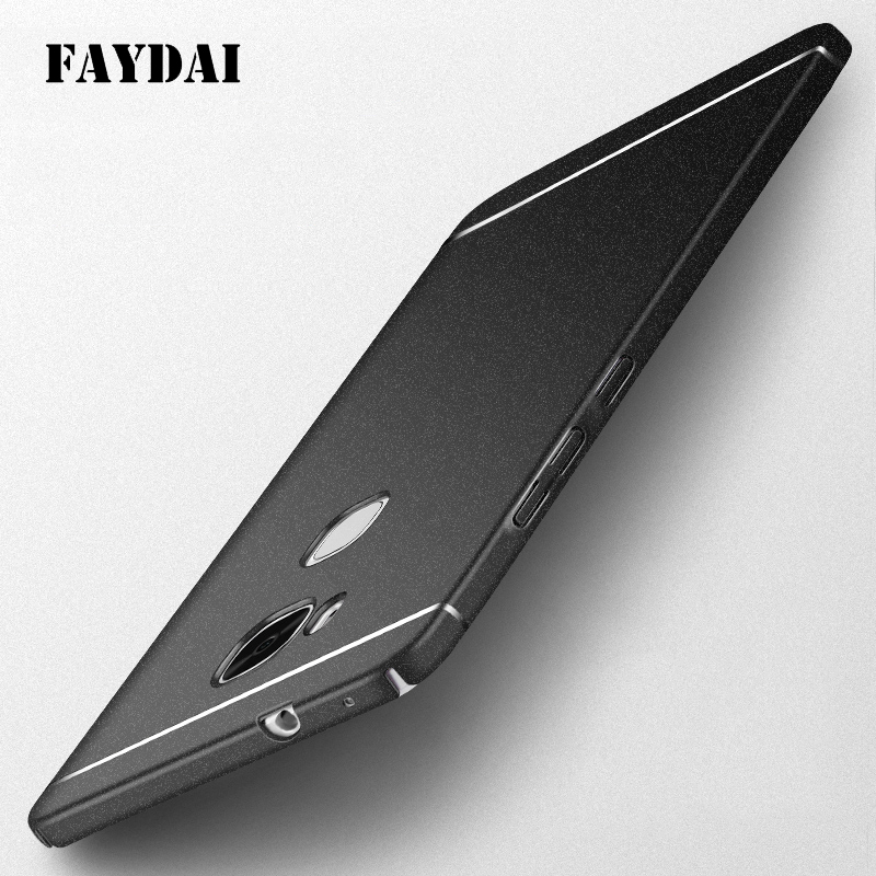 For Huawei Honor 5x Case Totally Protection Frosted Cases Luxury PC Matte Plastic Case For Huawei