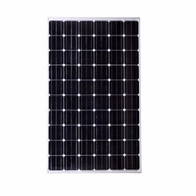 DOKIO Brand 250W 30 Volt Black Solar Panel China + 10A 12/24 Volt Controller 250 Watt Panels Solar Cell/Module/System/Home/Boat