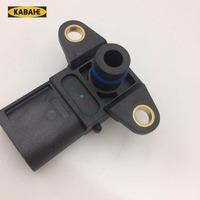 KABAHE 13628617097 Intake Manifold Air Pressure Sensor for BMW 128i 325i 328i 330i E90 E91 E92 E82 OEM 13628617097