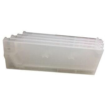 vilaxh BN-20 Refillable Eco Solvent Ink Cartridge For Roland VersaStudio BN20 Printer 220ML Refill Cartridge