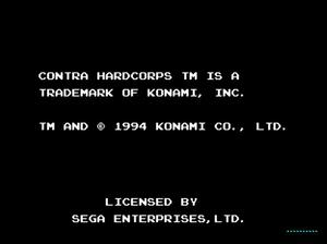 Image 2 - Contra The Hard Corps 16 bit SEGA tarjeta de juego MD para Sega Genesis Only