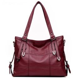 Hot 10 Colors Luxury Handbags Women Bags Designer Top-Handle Bags For Women 2018 Casual Tote White Bag Bolsa Feminina Sac Femme