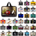 Newest Soft Laptop Sleeve Bag Protective Zipper Notebook Case Computer Cover for 10 11 13 14 15 inch For Macbook Air Pro Retina