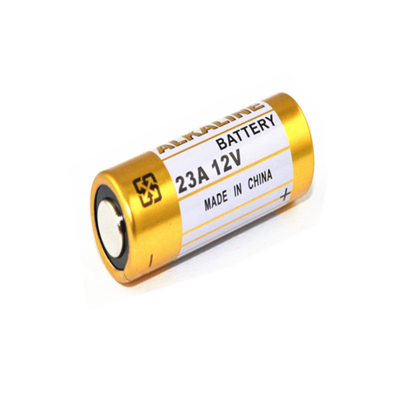 10pcs / lot Alkaline Battery 23A <font><b>12</b></font> V 21/<font><b>23</b></font> A23 E23A MN21 MS21 V23GA L1028 small Battery image