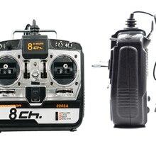 Реальный симулятор 8CH RC полета с поддержкой Программы G7 Феникс 5,0 XTR пульт дистанционного управления Вертолет Дрон(Mode2