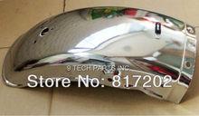 Alta Calidad GN250 GN 250 GN125 Trasero Chrome Fender/Guardabarros NUEVO ENVÍO LIBRE