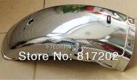 NEW FREE SHIPPING Suzuki GN250 GN 250 Rear Chrome Fender Mudguard