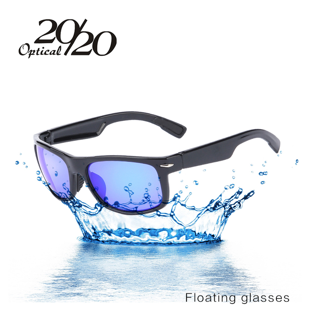 fc84d72b3cf 20 20 Brand Floating Sunglasses Travel Men Polarized Glasses Women Floatable  On Water male Sun