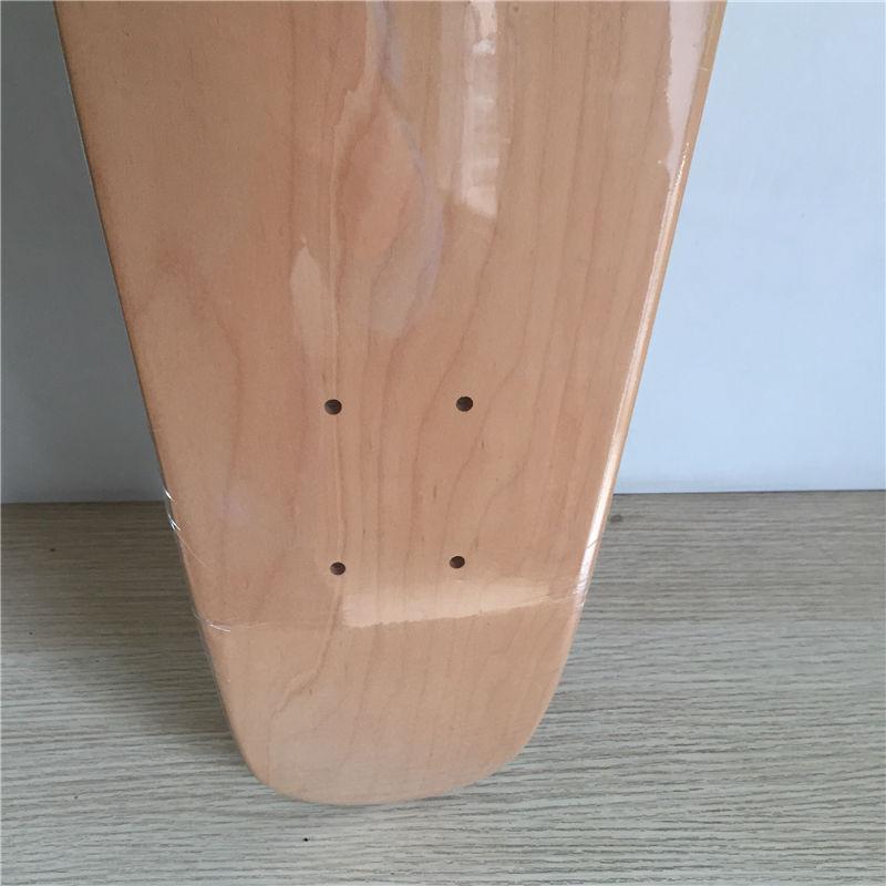 Blank skateboarding deck (10)