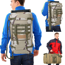 Military Tactical Backpack 50L For Outdoor, Trekking, Hiking, Camping