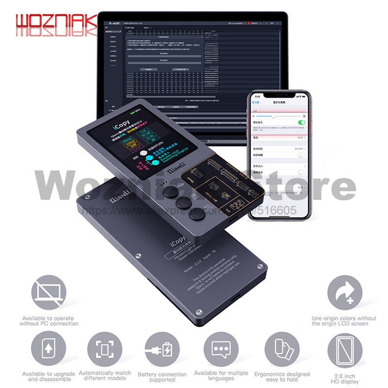 qianli-icopy-plus-de-pantalla-lcd-fotometro-para-iphone-7-8-8p-x-xr-xs-max-fotosensible-color-original-de-reparacion-de-la-bateria-programador