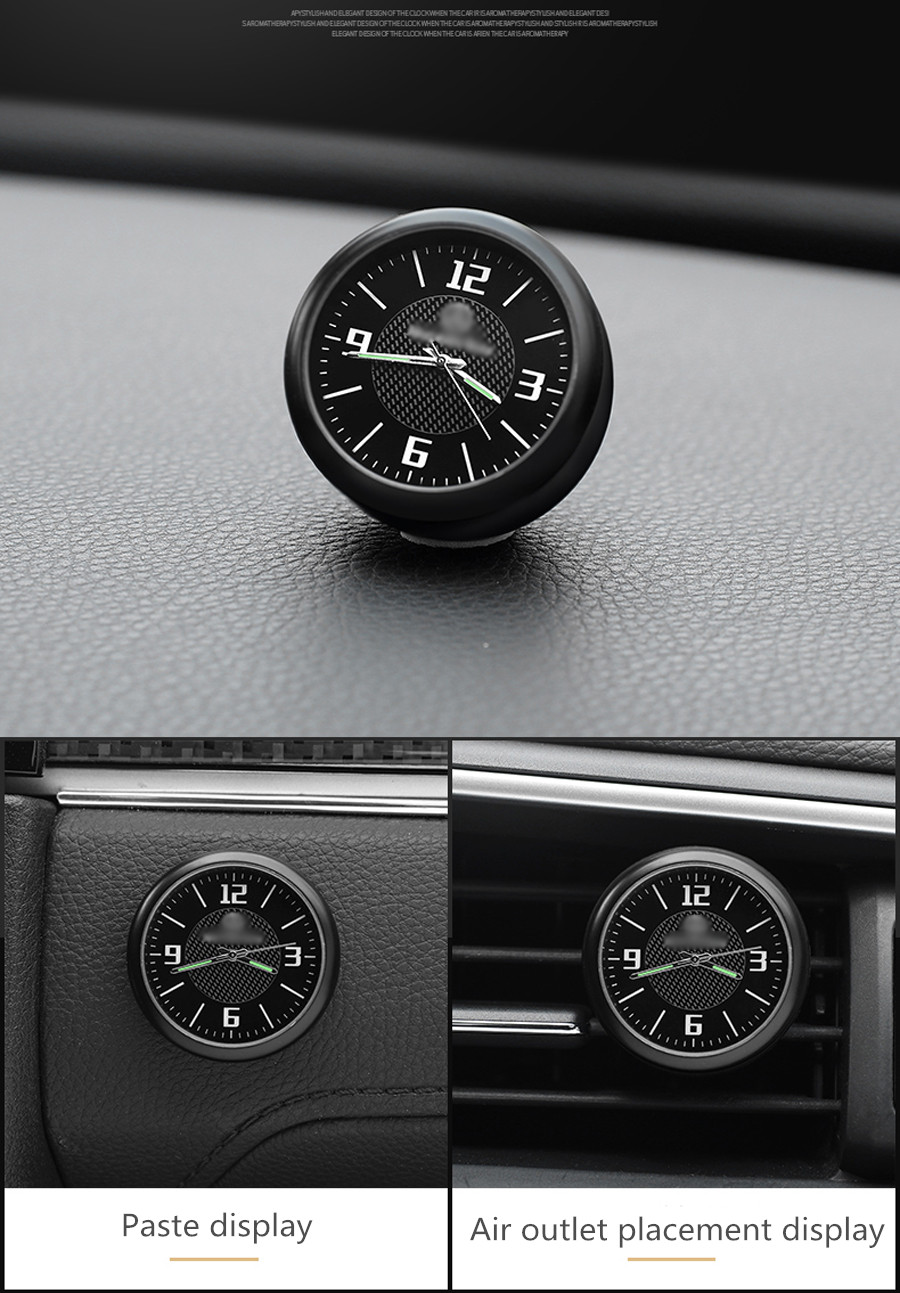 Car Quartz Clock Socket Clock Car Interior Fragrance Electronics For Nissan  New Xuan Yi, etc  Clock accessories