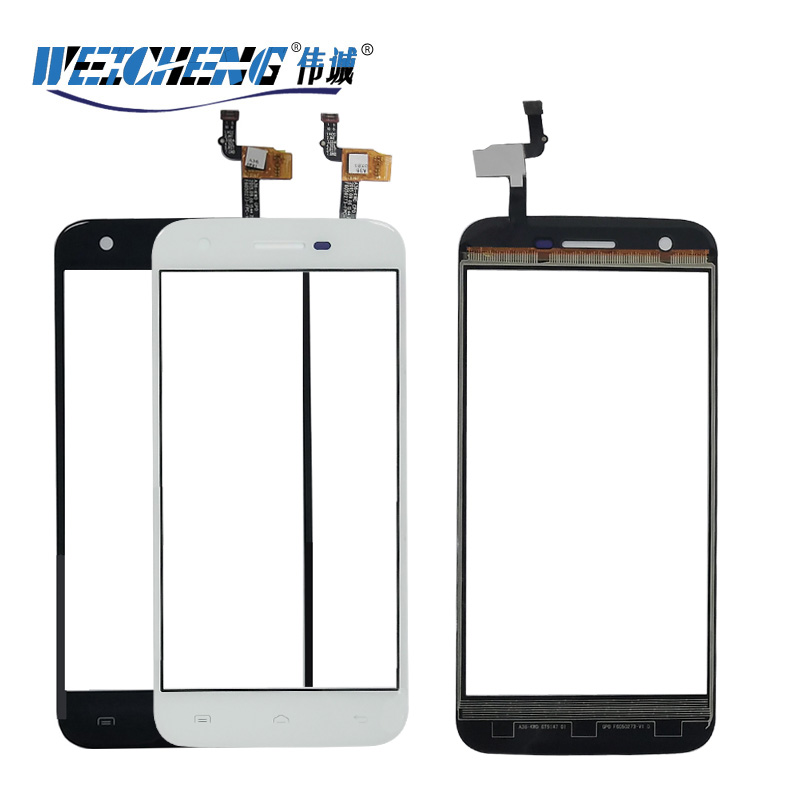 WEICHENG 5 For Doogee F3 pro Touch Screen outer Glass Panel Lens for F3 pro Touch Screen Digitizer +free Tools