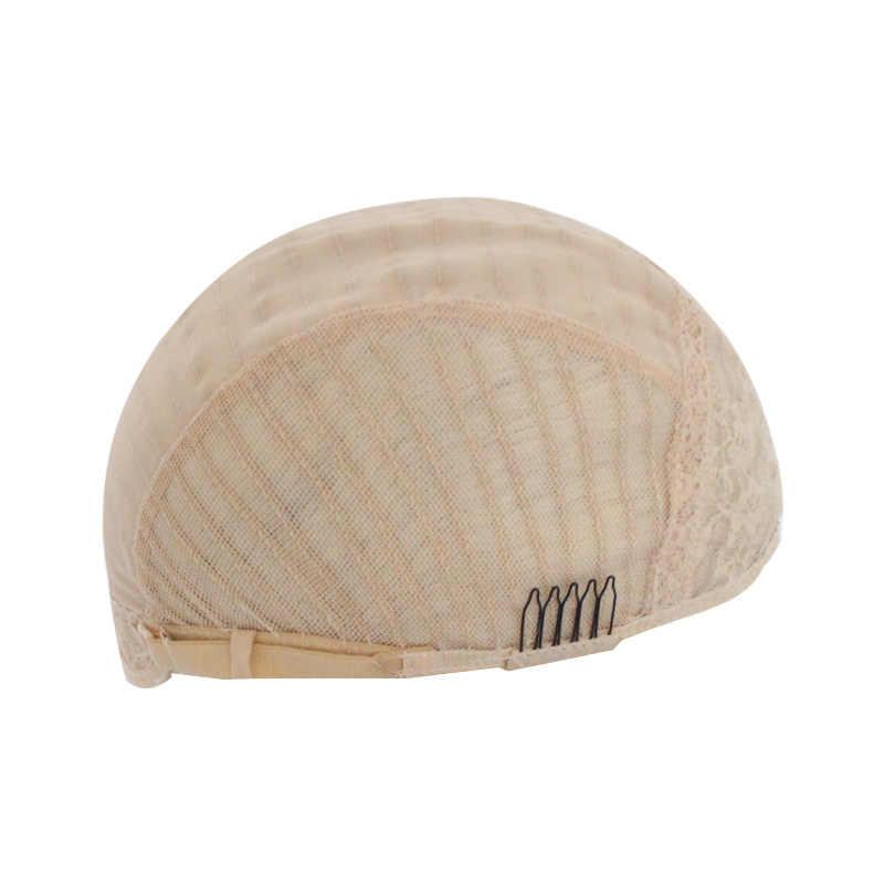 Anogol натуральный парик из высокотемпературного волокна средней части длинный шелковистый прямой розовый синтетический парик для белых женщин
