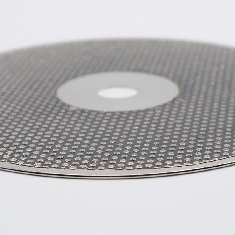 Disque de résine/diamant de dentisterie pour la tondeuse modèle sur le diamètre de travail de nettoyage de modèle pour les fournitures de laboratoire dentaire