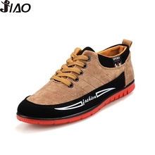 Men Casual Shoes Add Plush Wearproof Flat Autumn Winter Hot Sale Fashion Rubber Lace-Up Warm leisure shoe 39-44