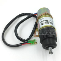 716/30097 Engine Stop Solenoid for JCB JS Tracked Excavators