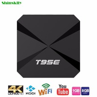 Shinsklly T95E TV Box Android 5 1 RK3229 Quad Core RAM 1G ROM 8G Smart TV