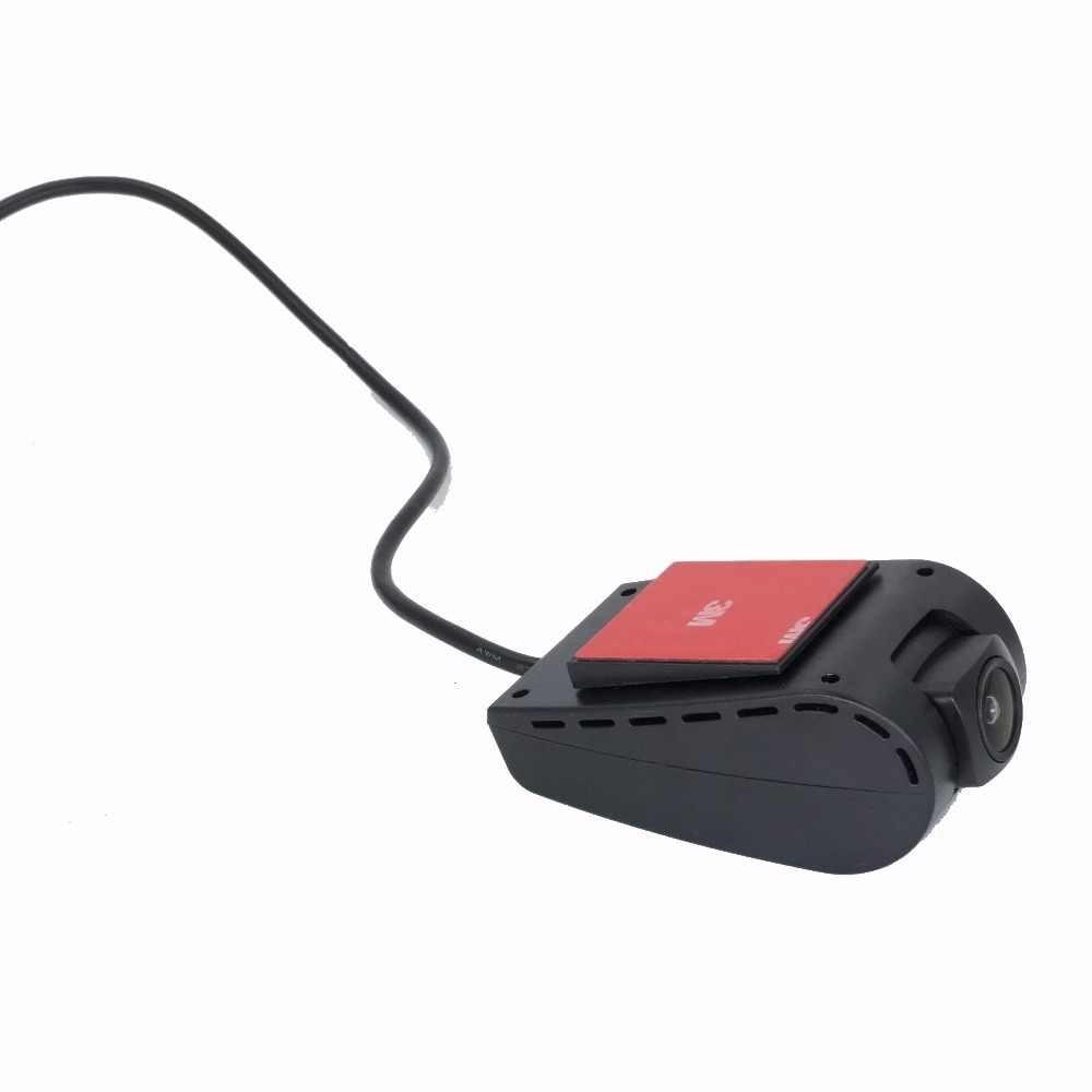 車 DVR カメラ USB Dvr カメラアンドロイド 4.2/4.4/5.1.1/6.0 カー Pc カー DVR カメラ駆動レコーダー
