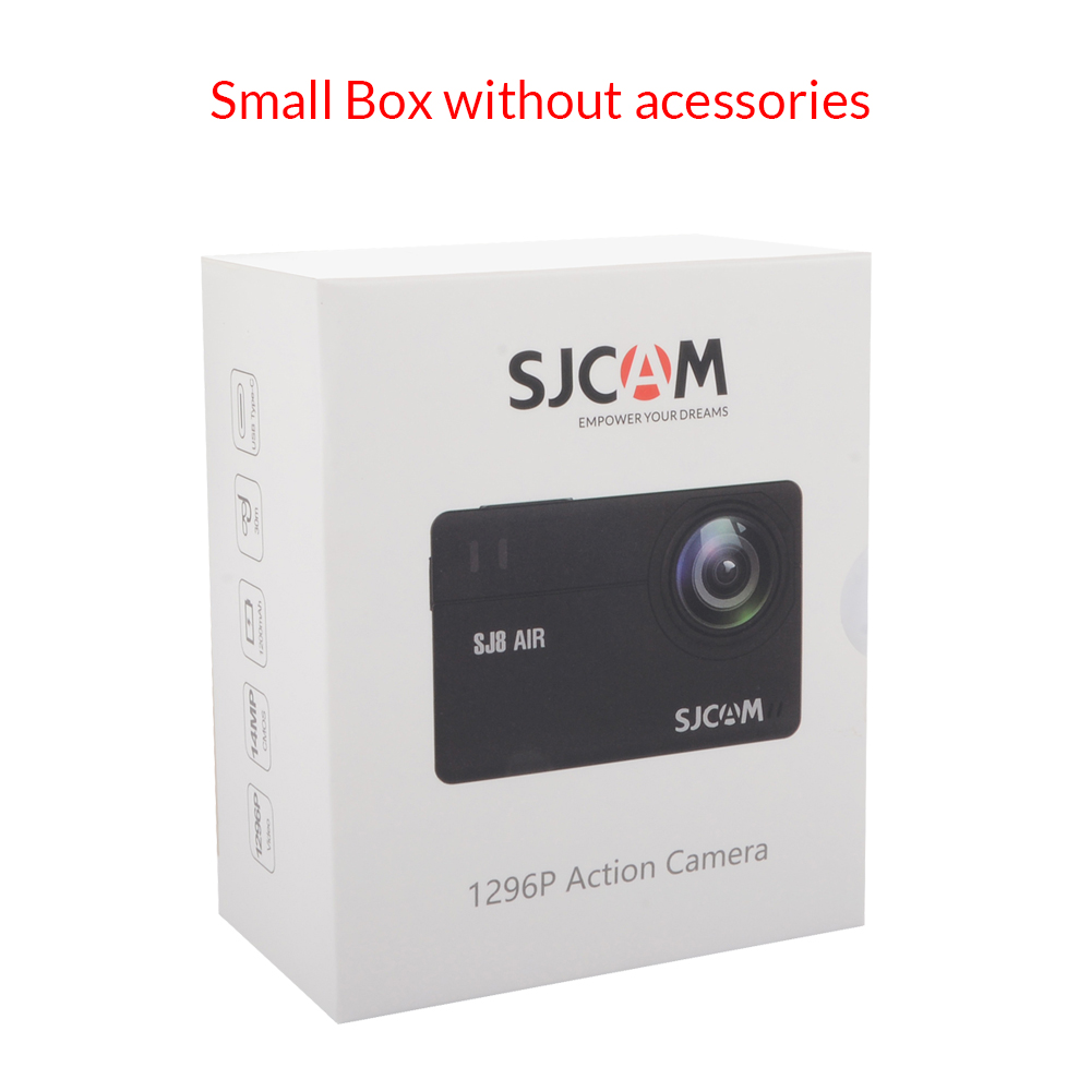 In stoc! Cameră video SJCAM SJ8 Pro / SJ8 Plus / SJ8 Air Action - Camera și fotografia - Fotografie 5