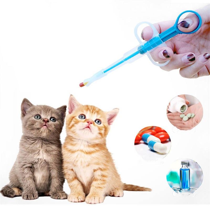 Pet Dog Cat Medicine Feeder Pet Syringe Nursing Pet Dog Cat Soft Tip Syringe Pet Medical Feeding Dispenser For Small Animals