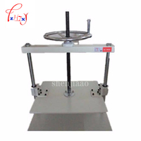 DC-900E Manual pressing machine hardcover book menu Album And Other Magazine Stereotypes Sale Hot Flat