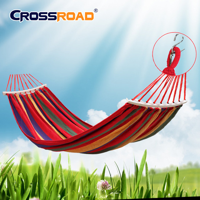 CR Small 190x80cm Single Swing Chair Hammock Hanging Chair Portable Garden  Swing For Kids Outdoor Travel Camping Sleeping Bed