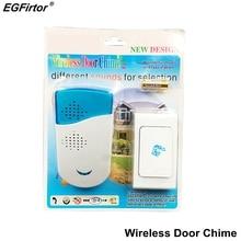 Security Alarm Intercom Doorbell Smart Home Door Alarm System Battery Wireless C