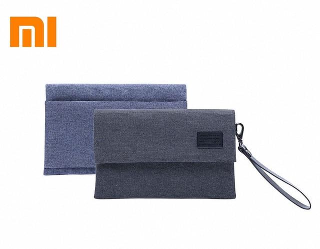 Original Xiaomi Digital Storage Bag 600D Portable MI Storage Bag For  Chargers Earphones Data Cables Accessories