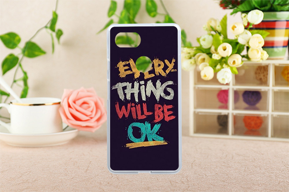 Soft Cases For HTC Pixel XL 2 Case Soft TPU Phone Cover Antil-Knock Cover For Google Pixel XL2 6.0 Inch Silicone Bags